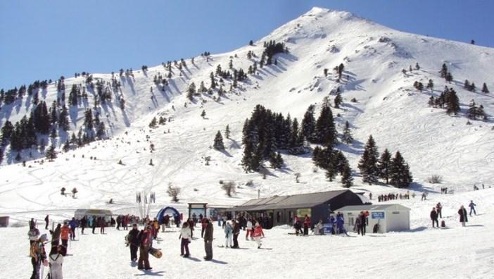 χιονοδρομικό στα Καλάβρυτα