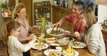 γιατί πρέπει να τρώει όλη η οικογένεια μαζί