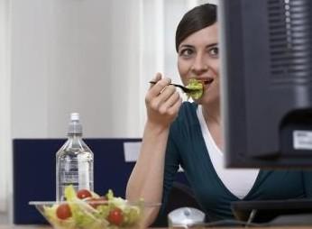διατροφή στη δουλειά