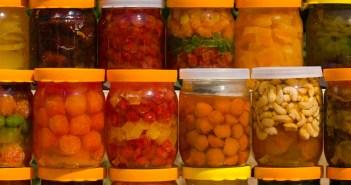 πως αποθηκεύουμε τρόφιμα