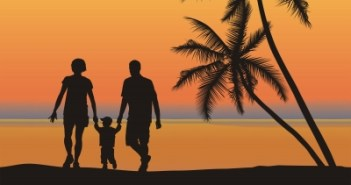 οικογένεια-διακοπές