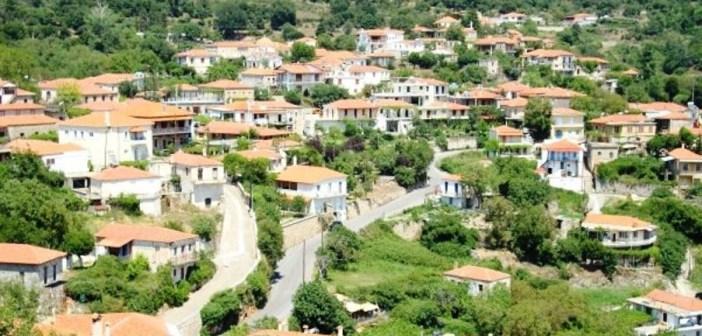 Καρυές-Αράχωβα-Λακωνία
