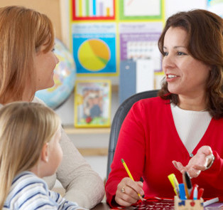 γονείς και δάσκαλοι