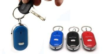μπρελόκ εύρεσης κλειδιών