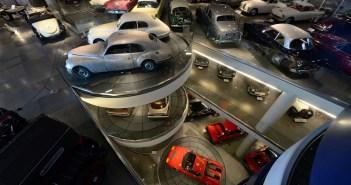 Ελληνικό Μουσείο Αυτοκινήτου: η ιστορία του αυτοκινήτου στην καρδιά της Αθήνας
