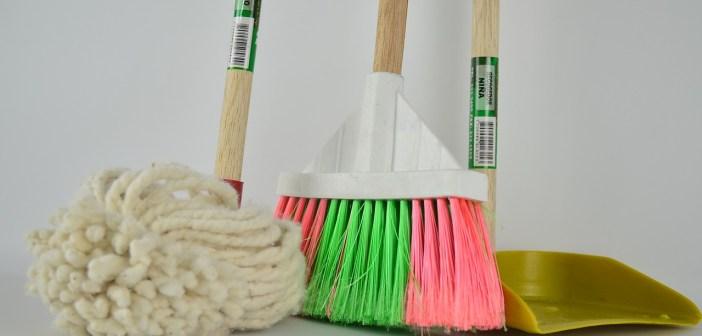 συμβουλές για την καθαριότητα του σπιτιού