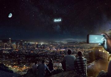 Orbital Display - Publicidade do Futuro