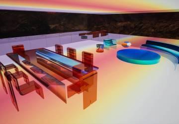 Casa Virtual Vendida por NFT