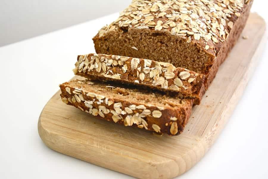 Yeast-Free Spelt Bread