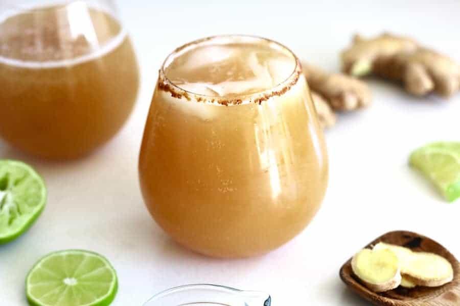 Ginger Beer Mocktail