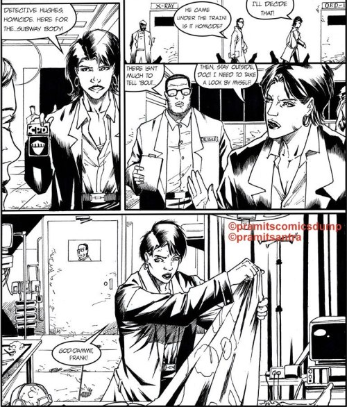 Life-Time Issue 1 Pg.21.2 by Pramit