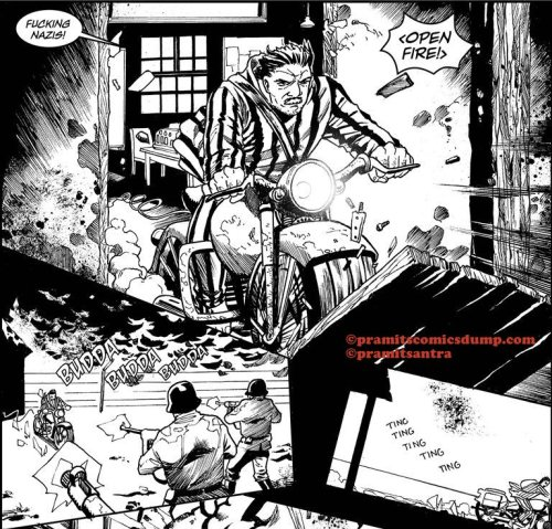 Life-Time Issue 2 Pg.9.1 by Pramit Santra