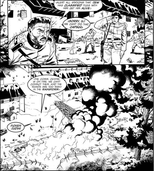 Life-Time Issue 2 Pg.11.2 by Pramit