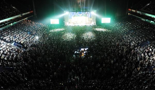 Lana Del Rey koncertas Lietuvoje