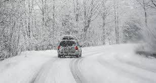 auto žiema