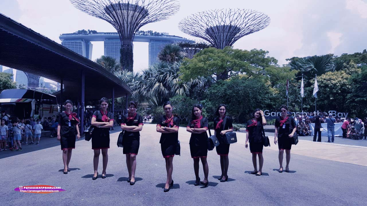 sekolah pramugari terbaik di indonesia