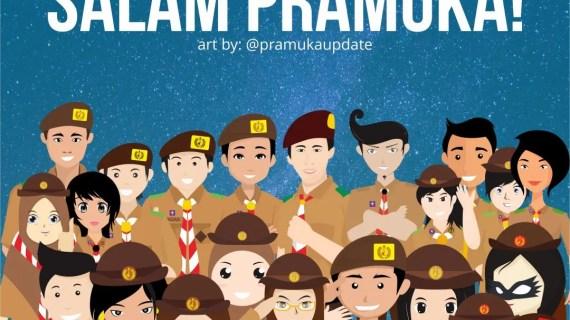 Salam Pramuka Indonesia