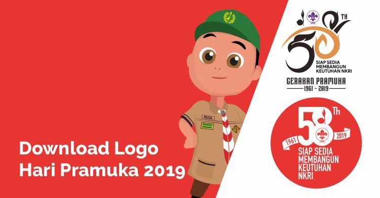 Logo Hari Pramuka 2019