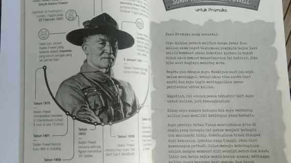 Buku Scouting For Boys