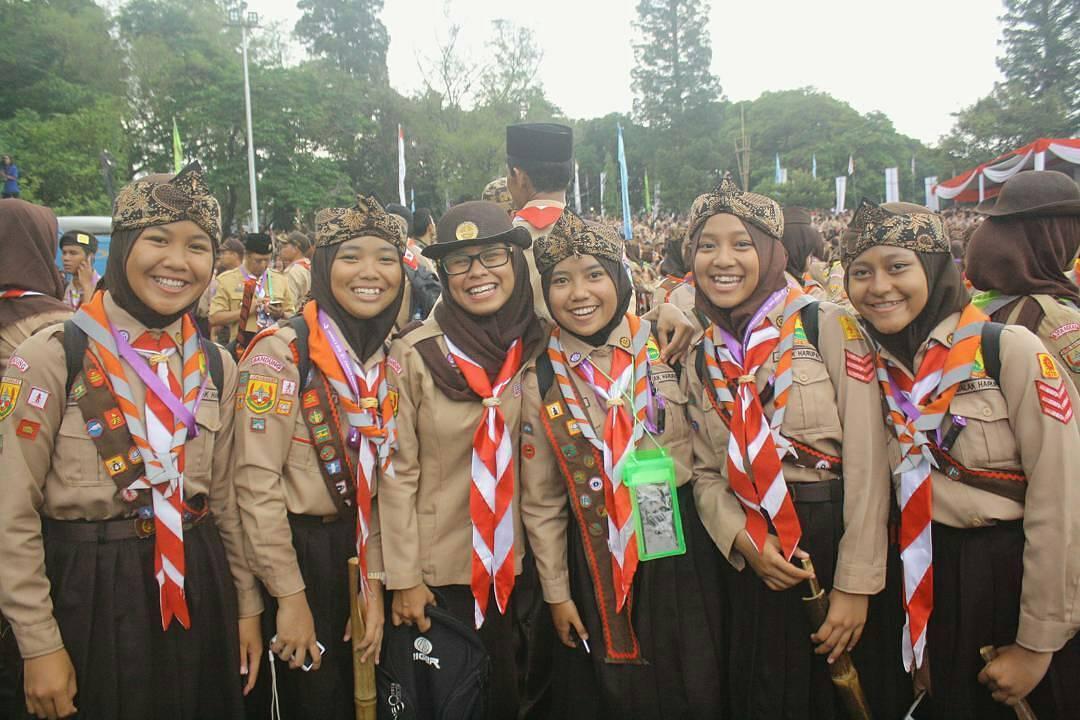 Jambore dalam Dunia Pramuka