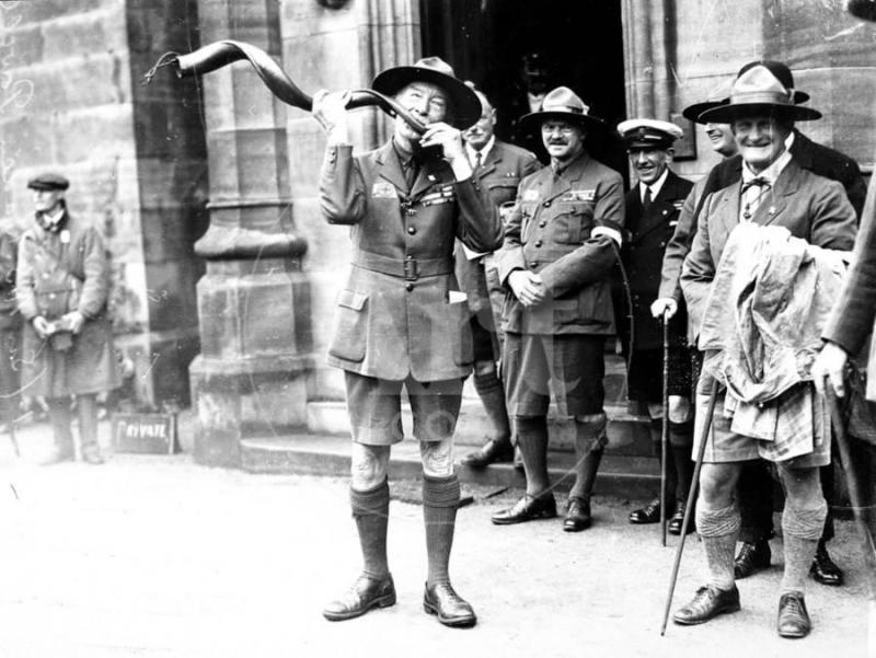 Mengenal Bapak Pandu Dunia, Robert Baden Powell
