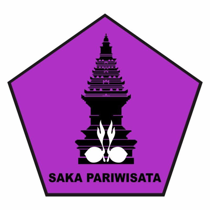 logo saka pariwisata