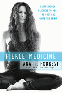 Cover art: Fierce Medicine by Ana T. Forrest