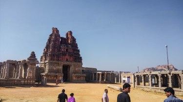 Entrance of the Vitthala Temple