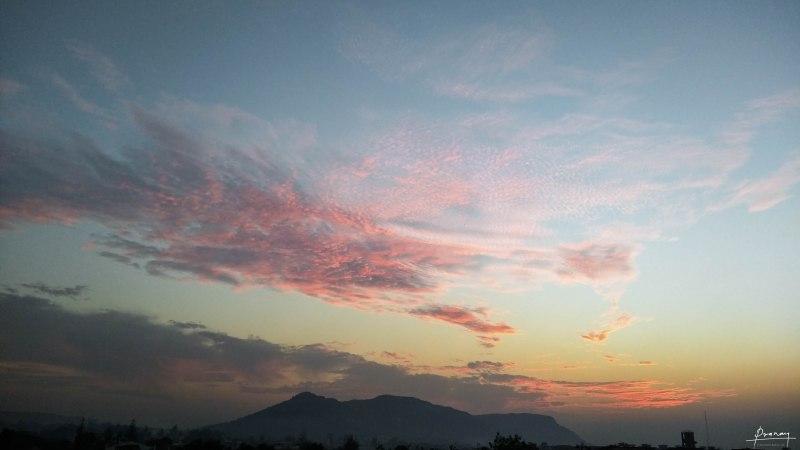 Sunset Lonavala