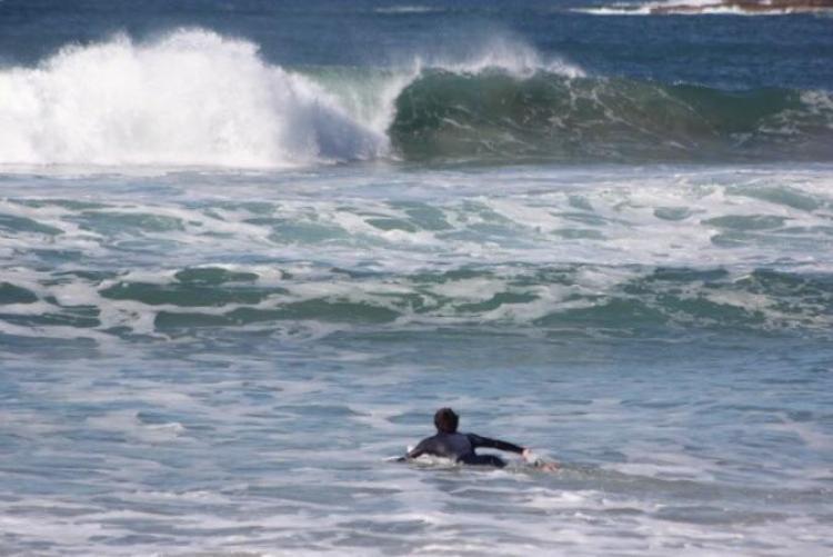 outside surf