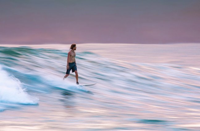 como pegar suas primeiras ondas