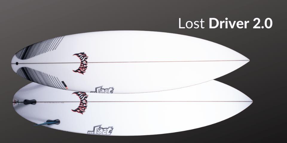 Lost Driver 2.0 capa