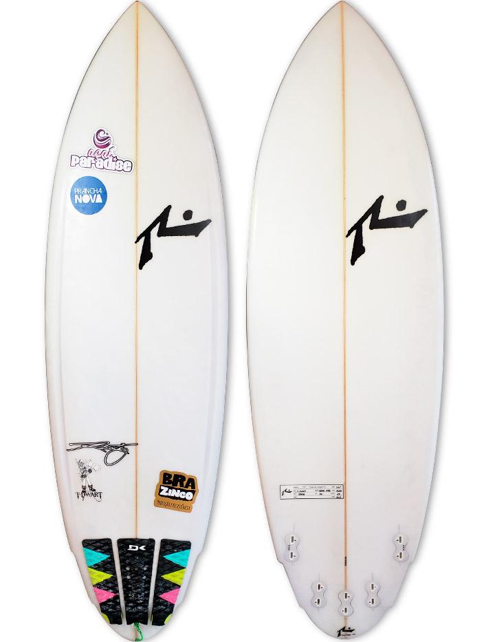 Prancha de Surf Rusty T Dwart Seminova
