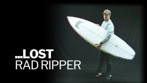 Lost Rad Ripper capa