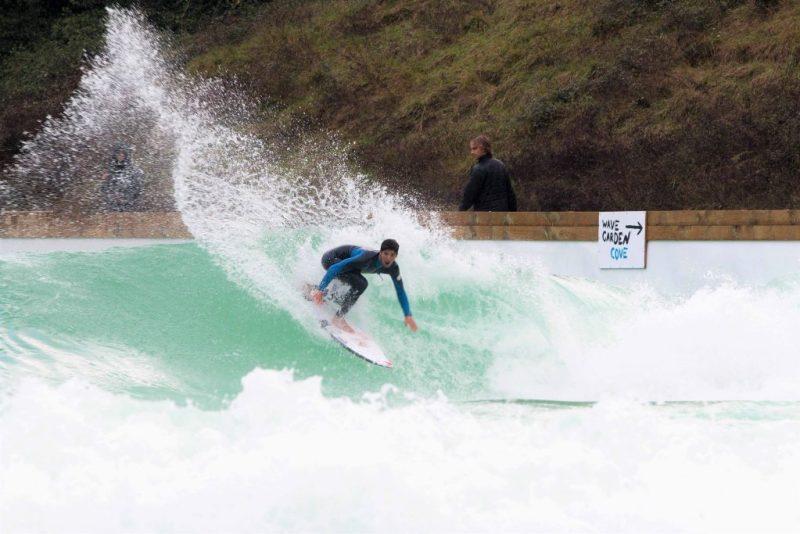 Medina surfland brasil