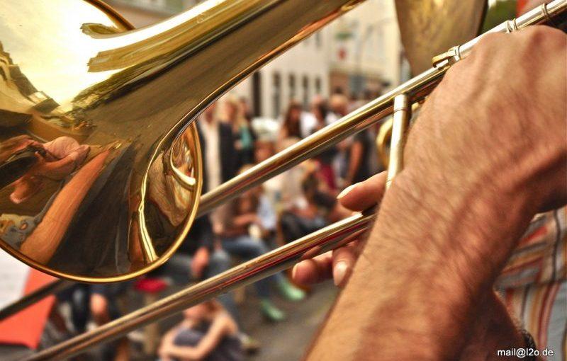 Seven Trumpets am Samstag, den 6. Mai in Halver