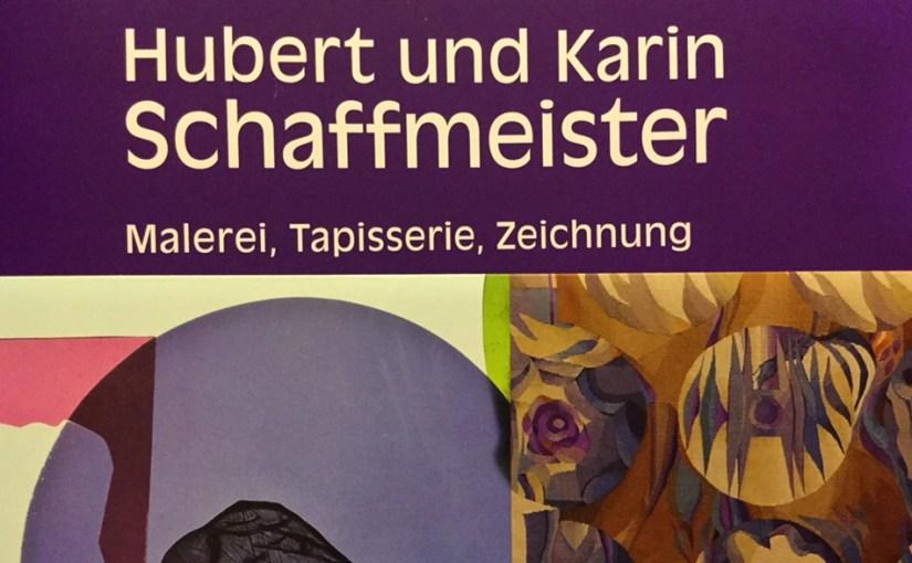 Hubert & Karin Schaffmeister – Ausstellungseröffnung Maternushaus Köln 2018