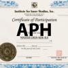 APH Certificaat