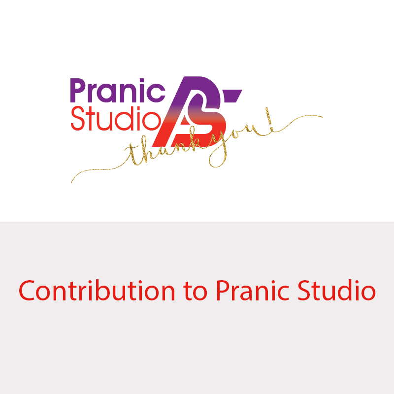 Contrbution to Pranic Studio