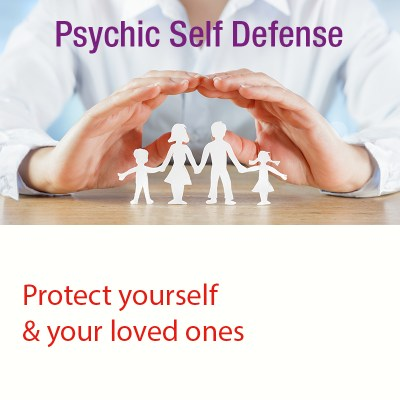 Pranic Psychic Self Defense