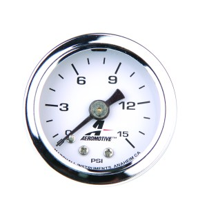 AFS-Fuel Pressure Gauge