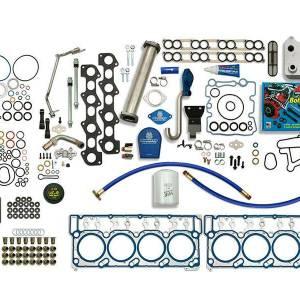 Sinister Diesel Ford 03 Top End Engine Kit SCT Livewire Programmer