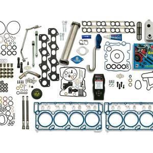 Sinister Diesel Ford 03 Top End Engine Kit SCT X4 Programmer