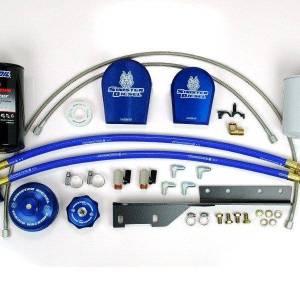 Sinister Diesel - Fluid Filtration Kit