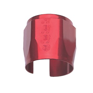 Clamp-On Hose Fitting Tube Seal End