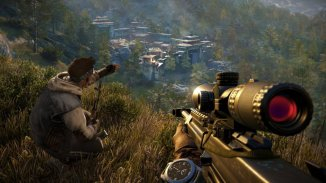 "Scenes from game ""FarCry4"""