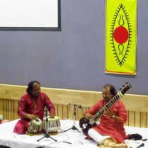 SPICMACAY overnight Concert