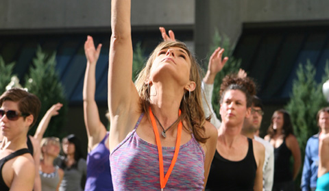 Yoga and Nutrition Workshops with Linda Rae Holcombe in SUNDAY-Rochester, MN