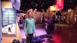 Ontario Science Centre- many lovely hours, spent watching theme based exhibtions- Brain, Science of Music, Lemurs-of madagascar, Myth busters, Space, Body sections, Ethnography, .....