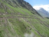 Pahalgam & Panchatarni route from Baltal